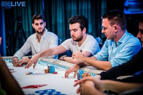 The Weekly Turbo: Jack Effel, 888live Poker Festival London and Kassouf (AGAIN)