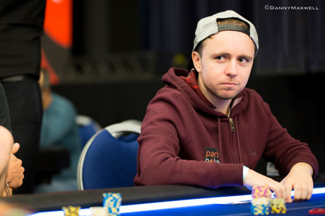 Patrick Leonard Leads 27 Survivors in EPT Malta €25,750 High Roller