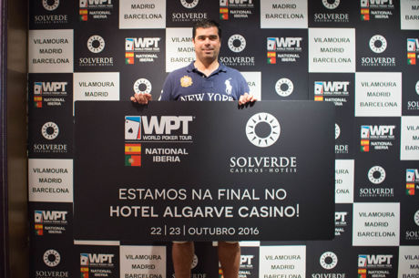 Nuno Cabral Lidera Mesa Final Main Event WPT National Iberia II