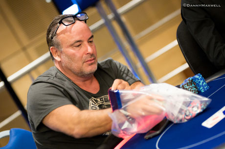 Dan Shak Comanda Dia 1a do Main Event EPT Malta