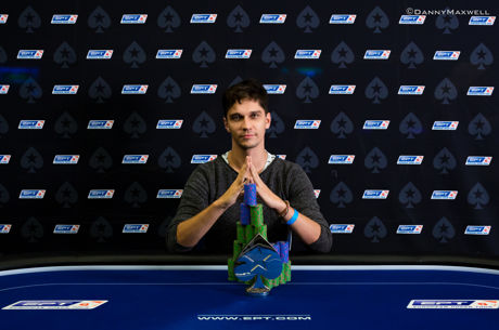 "Jakub ""Olorionek"" Michalak Wins EPT Malta Single-Day High Roller for €178,133"