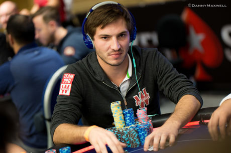 Guillaume Diaz Lidera Dia 2 do Main Event EPT Malta