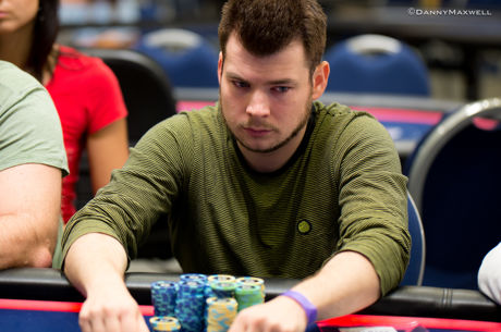 Tomas Macnamara Leads EPT Malta Main Event on Day 3
