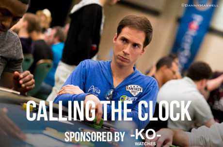Calling the Clock with Jeff Gross Sponsored by KO Watches