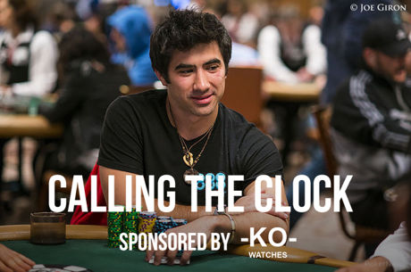 Calling the Clock with Jesse Sylvia Sponsored by KO Watches