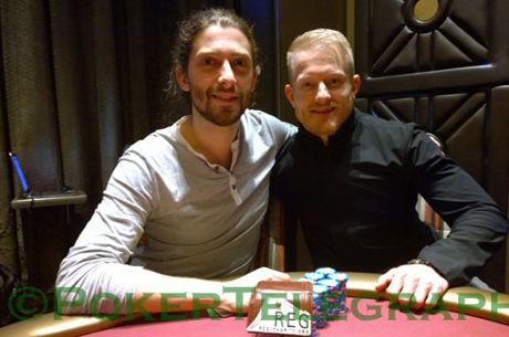 ARIA HR 25.000$ : Deal à deux pour Igor Kurganov et Jason Koon