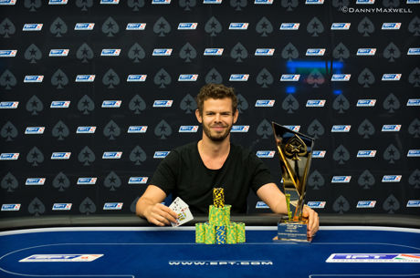 Stefan Jedlicka Wins €10,300 High Roller at PokerStars EPT Malta; Neuville Runner Up Again