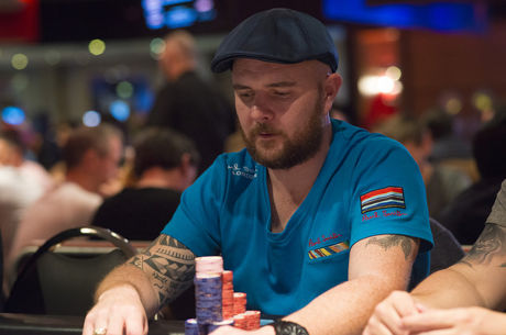 Only 55 Players Remain in the WPT500 UK; Keith Cummins Leads