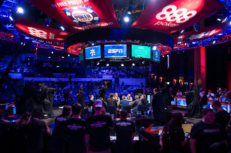 World Series of Poker Main Event Final Table: Nguyen Leads Final Five as Pons, Wong, Benger and...