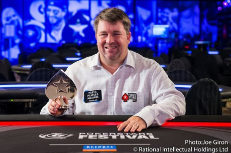 Moneymaker Enjoying Live and Online Success at PokerStars Festival New Jersey