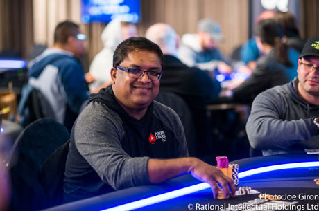 Team Pro Ramdin Enjoys Multi-Table Runs Online and Live at PokerStars Festival NJ