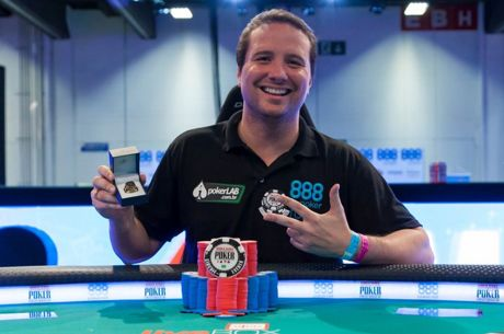 888poker's Bruno Foster Wins His First WSOPC Ring