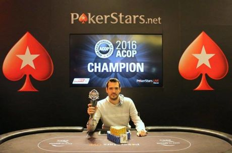 Димитър Данчев спечели 2016 ACOP 6-max Championship за €40,587