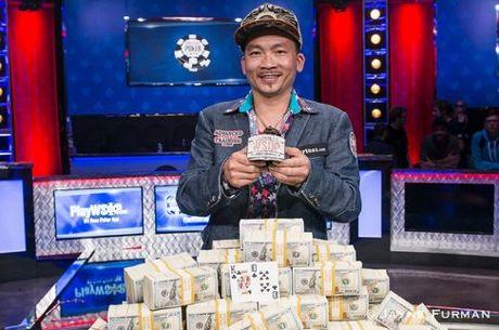 Qui Nguyen triomphe sur le Main Event WSOP 2016 et encaisse 8 millions, Gordon Vayo (2e) prend...