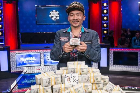 WSOP Main Event 2016: Qui Nguyen Novi Šampion!