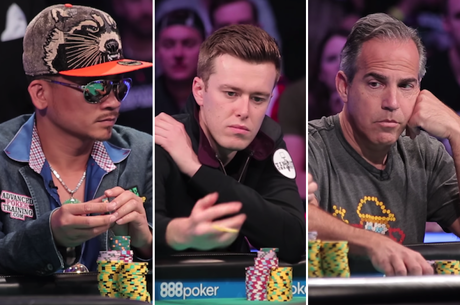 2016 WSOP on ESPN: Try to Play These Three-Handed & Heads-Up Hands