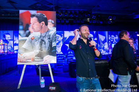 Daniel Negreanu and PokerStars Remember Chad Brown at New Jersey Festival