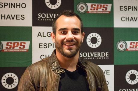 Pedro Poças Lidera Dia 1 Main Event Etapa #12 SPS
