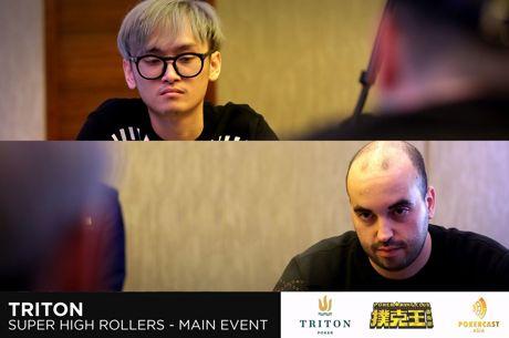 Triton Super High Roller : Yong Wai Kin vainqueur pour 2 millions, Bryn Kenney 2e pour une...