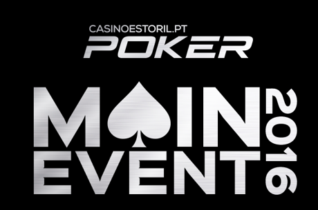 Main Event Casino Estoril Arranca Dia 8 Nov. com Super Satélite Rebuys