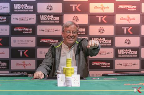 2016 WSOPC Caribbean: Jean-Pierre Didier Wins the First Ring