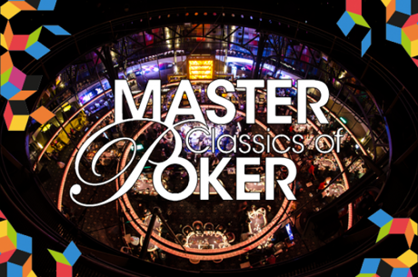 The 25th Master Classics of Poker Kicks Off Nov. 12