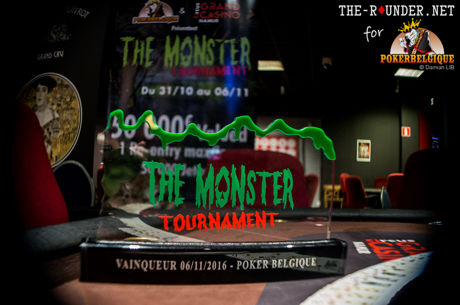 Monster Tournament Namur : Tim Verheyen transforme 50€ en 9338€ après son triomphe devant...