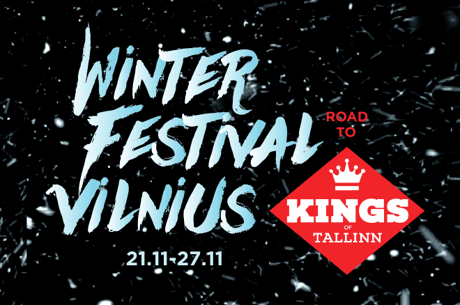 """Olympic Winter Festival"" Vilniuje (Road to Kings Of Tallinn)"