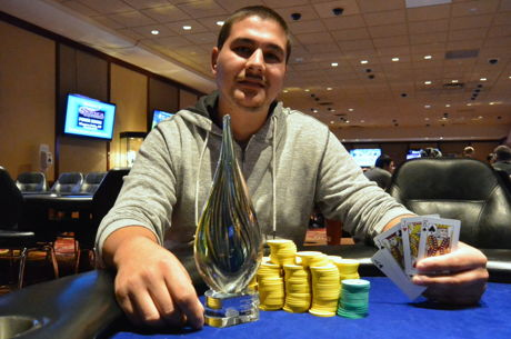 Depew, NY Roofer Wins the 2016 Seneca Fall Classic $300 Pot Limit Omaha