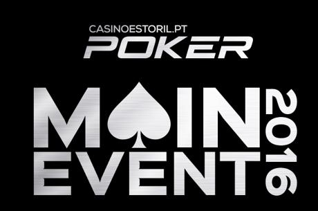 Dia 1B Main Event Casino Estoril 2016 com Recorde de Participação Batido