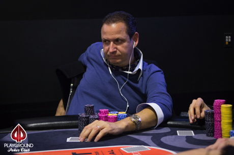 Eric Afriat Tops Day 1a Field of partypoker.net WPT Montreal