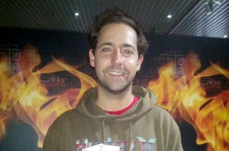 António Domingos Comanda Main Event Casino Estoril com 112 em Jogo