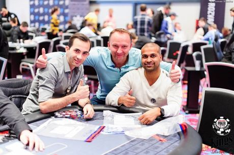 2016 WSOP Circuit Rozvadov: Milad Izadmousa Leads After Day 1b