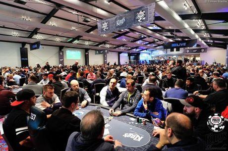 2016 WSOP Circuit Rozvadov: Han Kuo führt nach Tag 2