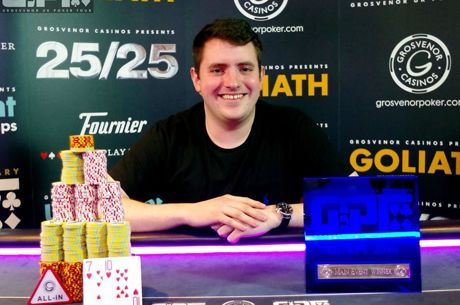 Tom Middleton Wins the 2016 GUKPT Blackpool Main Event for £56,255