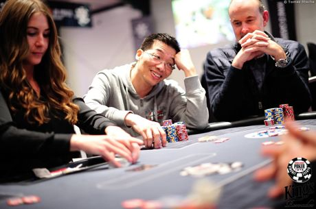 2016 WSOP Circuit Rozvadov: Han Kun Leads, Event Extended by a Day Because of Huge Turnout