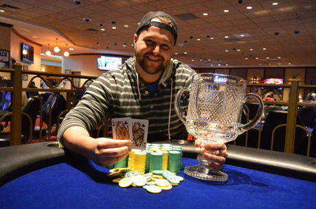 Dan Wagner Wins the 2016 Seneca Fall Poker Classic Main Event for $64,882