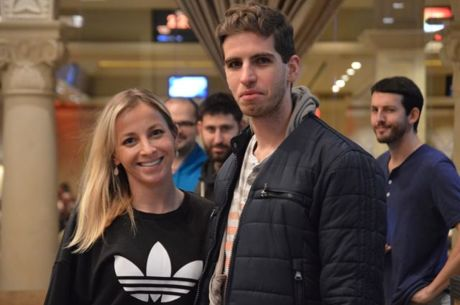 Adam Goldberg, Anna Antimony Chop 1,659-Entry Borgata Event