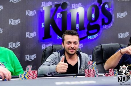 2016 WSOP Circuit Rozvadov: Mihai Croitoru Leads Final 8 Players