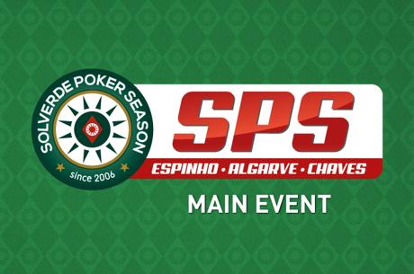 Calendário Main Event Solverde Poker Season 2016: 14 a 18 Dezembro