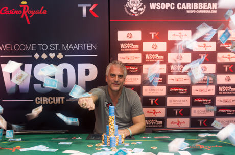 2016 WSOPC Caribbean: Cavallin Wins Main Event for $84,000