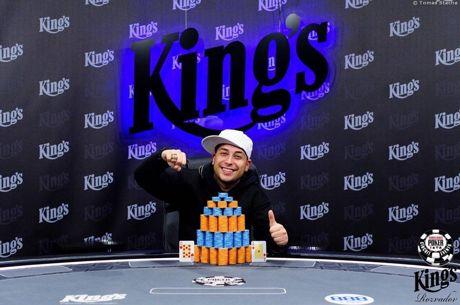 Вилиян Петлешков спечели WSOP Circuit пръстен и €57,000 в...