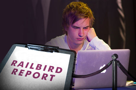 "The Railbird Report: Viktor ""Isildur1"" Blom On His Way Salvaging a Disastrous Year"