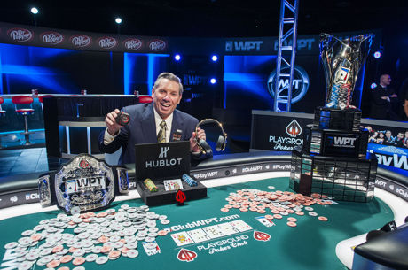 Mike Sexton wint World Poker Tour in Montreal voor $317.896!