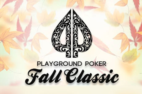 Playground Poker Fall Classic Comes to an End; Pascal Lefrancois Wins High Roller for $128,000