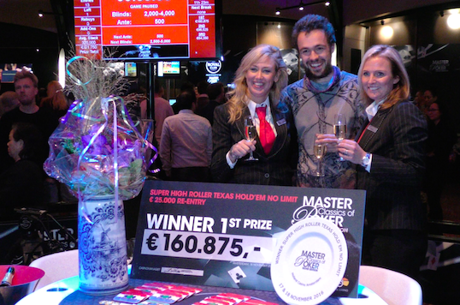 2016 Master Classics of Poker Amsterdam: Kuan Leads After Day 1a, Schemion Wins Super High...