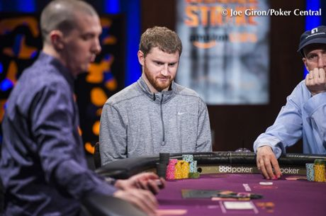 David Peters Vence $50,000 Super High Roller XIII do Aria ($511,970)