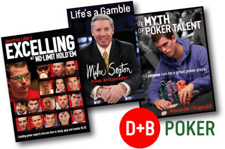 2016 PokerNews Holiday Gift Guide #2 - Books from D&B Publishing