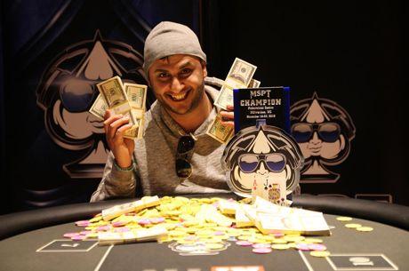 Alex Aqel Wins MSPT Potawatomi ($138,385)