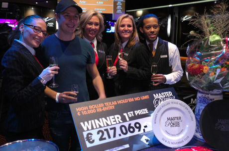 2016 Master Classics of Poker Amsterdam: Boeken Wins High Roller, Brosky Leads Main Event